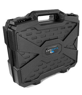 17 Inch Audio Mixer Carrying Case fits Behringer Xenyx 1202fx Mixer and More 6