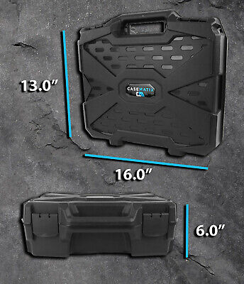 17 Inch Audio Mixer Carrying Case fits Behringer Xenyx 1202fx Mixer and More 9