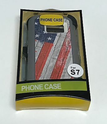 For Samsung Galaxy S7 Defender Case (Belt Clip Fits Otterbox) 12