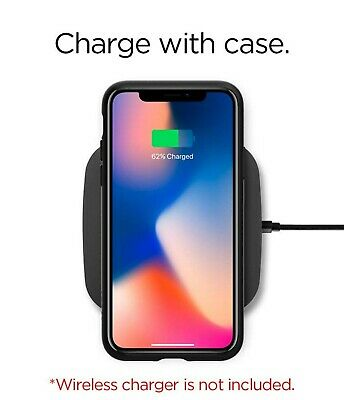 iPhone XR X XS Max Case Genuine SPIGEN Ultra Hybrid Shockproof Hard Cover Apple 10