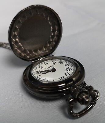 Russian Pocket Watch CCCP Hammer Sickle Army Cold War Old KGB WW2 WW1 Army Retro 10