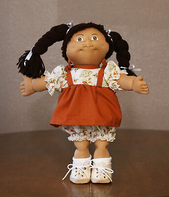 My Anna Doll Soft Sculpture Doll /& Outfits Pattern similar to Cabbage Patch Kids