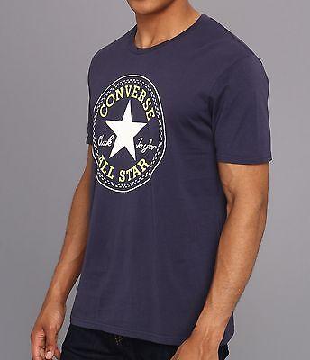 CONVERSE CORE CHUCK Patch Tee T Shirt Casual Shirt Fashion