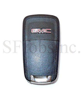 start key pn sierra fob keyless entry gmc w remote engine