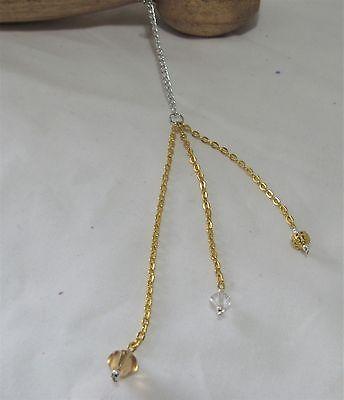 Intimschmuck für IHN  Körperschmuck verstellbar Erotik gemischte Metalle gold 2