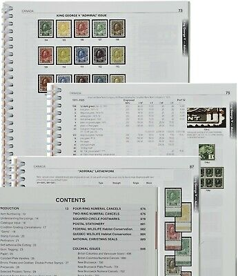 Canada: 2020 Unitrade Specialized Catalogue of Canadian Stamps -IN STOCK NOW!! 6