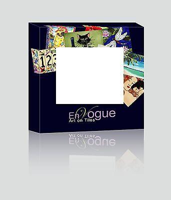 Calla Lilies Decorative Ceramic Art Tile 8 X8 By En Vogue Art On Tiles 39 99 Picclick