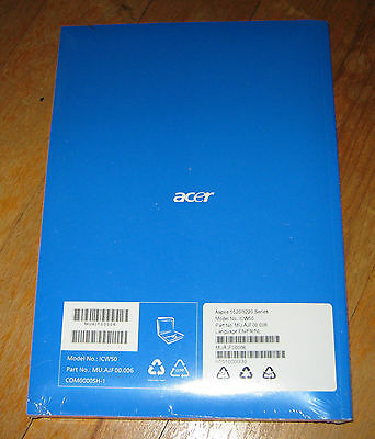 acer aspire 5520 5220 laptop notebook computer user s guide manual rh picclick com Acer Aspire Desktop Manual Acer Aspire Manual PDF