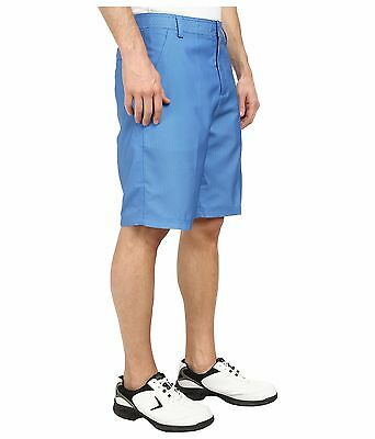 f6877dbef239 3 of 6 PUMA GOLF MONOLITE mens shorts FLAT FRONT 568324 04 strong blue 2964