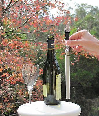 Wine Lovers Gift Box - Incl. wine aerator, wine chiller rods, bottle opener 4