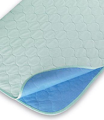 2x Inkontinenzauflage Unterlage  Kranken Matratzen Nässe Schutz 100% Wasserdicht