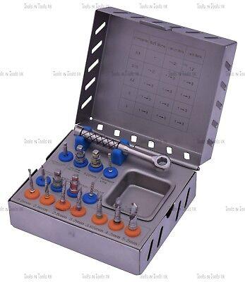 Surgical Sinus Bone Drill Lift Compression Kit Dental Implants Grafting CE 2