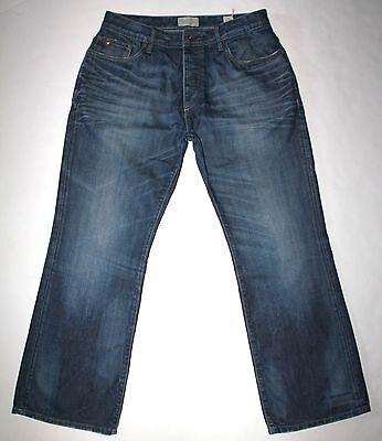 Jack /& Jones MOOTY BB777 Button Fly Jeans W28 L32 RRP £70-75/% off!