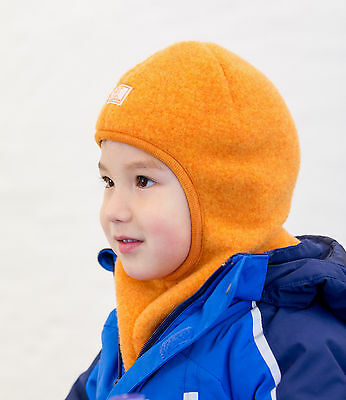 ... PICKAPOOH Hat 100% MERINO wool Balaclava Baby Boy Girl Kids fleece  winter warm 6 a4a3664aa1f