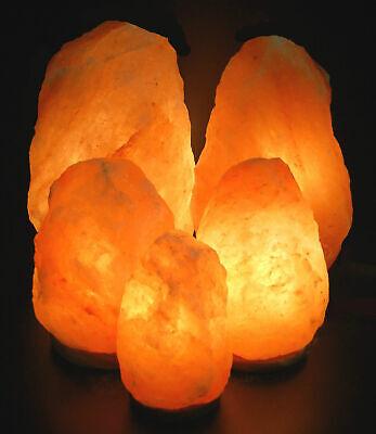 Salzlampe ab 3 Kg - 120 Kg Salzleuchte Salzkristall Indusal Premiumqualität 4