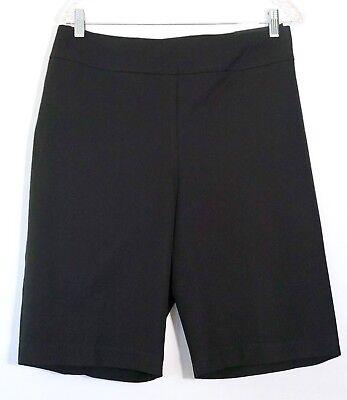 "Alabaster NWT $69 Chico's So Slimming Girlfriend Shorts 10/"" Inseam"