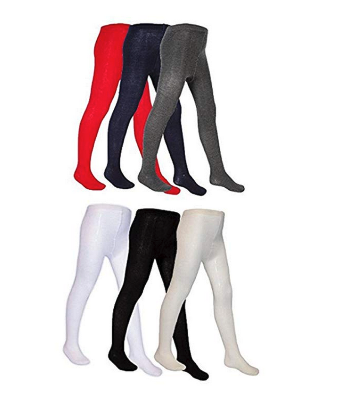 Everyday Children's Cotton Rich Tights Nifty Back To School Thick Newborn - Teen 2
