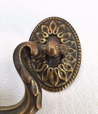 "Gorgeous.Bronze Vintage drawer pulls  5""centers..antique hardware salvage part 3"