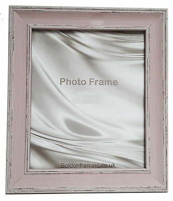 Cornwall Range Vintage Antique Shabby Chic Style Distressed Picture Photo Frame 3