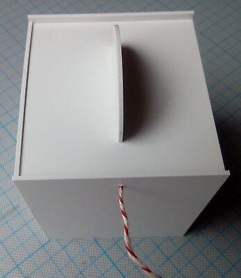 Box für Wurstgarn Rolle, Wurstkordel bis 3 x 200gr
