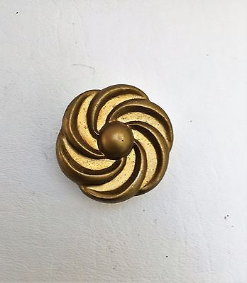 Antique Hardware Vintage French Provincial Mid Century Modern MCM Drawer Pull 2