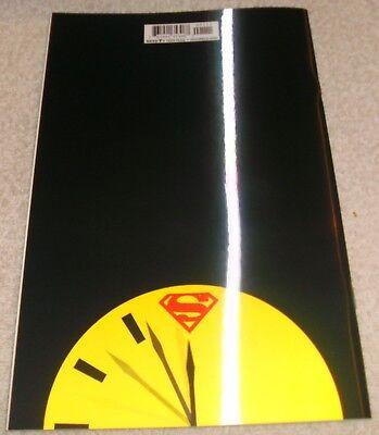 Dc Comics Doomsday Clock # 1 Lenticular Cover Vf+/Nm 2