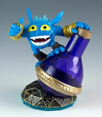 Super Gulp Pop Fizz Figure 2013 Activision Skylanders Swap ...