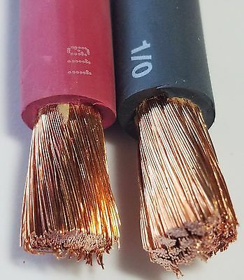 1  Gauge Copper Battery Cable Car Truck Rv