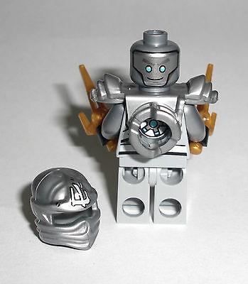 315 Lego Minifig Figur NZG Zane Ninja 9590 Ninjago
