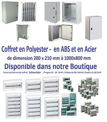 Disjoncteur 1P+N 2A-10A-16A-20A-32A Interrupteur dif A-AC 2x40A-2x63A Schneider 6