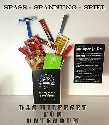 Witziges Geschenk Geldgeschenk Für Den Mann Zum 1830405060