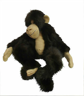 "12/"" Chimp Monkey Ape Mirtle soft toy monkey sewing pattern by pcbangles 30cm"