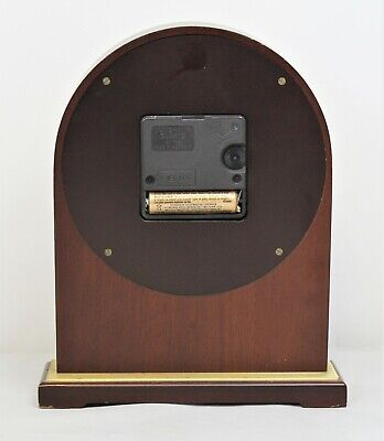 Vintage JUNGHANS Quartz Montreux Reese's Hershey Clock - Made In Germany 3
