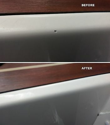 MagicEzy 9 Second Chip Fix Gelcoat & Fiberglass Repair for Boats, RVs & Jet Skis 4