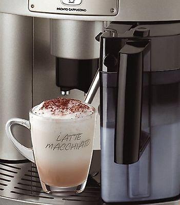 DeLonghi ESAM 3600 Kaffevollautomat Elegance Espresso silber *NEU&OVP* 4