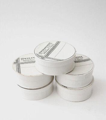 apothekerschachteln 1950s unbenutzt wie neu paper boxes pharmacy vintage unused 2