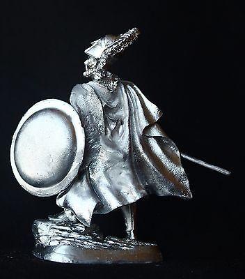 Leonidas I. King of Sparta KIT Tin toy soldier 54 mm. metal 4
