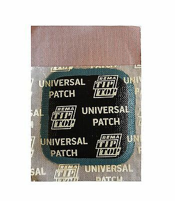 50x universal Patch up6 universal parche neumáticos reparación reparación parche