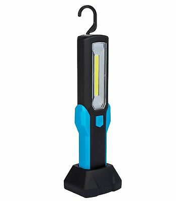 Electralight COB LED Work Light Cordless Inspection Torch Li-Ion Rechargeable 5