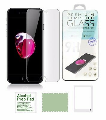 Vitre Film protection écran verre Trempé iPhone 8/7/6/6S/Plus/SE/5S/X/XR/XS/MAX 5