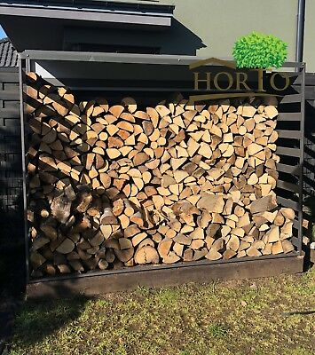 Kaminholzregal Metall Holzregal Holzlege Metall Holzstapelhilfe Stapelhilfe Holz