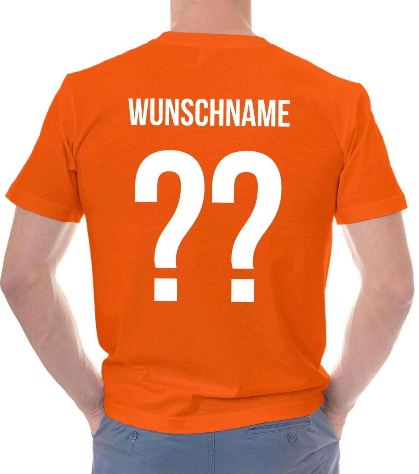Wunschnummer T-Shirt NEU Südkorea Trikot WM-2018 Look Wunschname