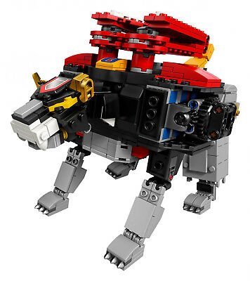 LEGO IDEAS 21311 Voltron Legendary Defender of the UNIVERSE NEU OVP BLITZVERSAND 6