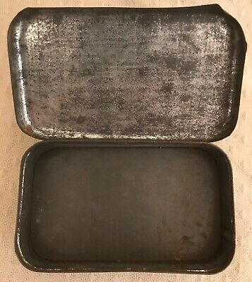 Vintage Antique Spice Tin Rich's Crystallized Canton Ginger E C Rich NY Paper 3
