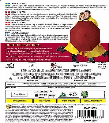 Singin in the Rain 60th Anniversary Blu Ray 2