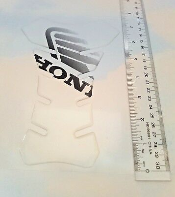Honda Cbr650F Cbr500R Motorcycle Tank Protector Pad Clear Proteck Made In Italy