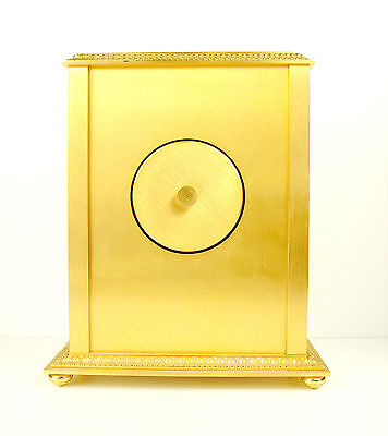 Clock Lavigne Pendulum Napoleon III bronze H:24 cm 5,5 kg wide Clock c1980