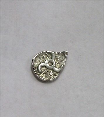 Greece Siver 1/3 Stater Lycia TRBBENIMI 390-375 BC Lion Scalp Triskeles XF 2