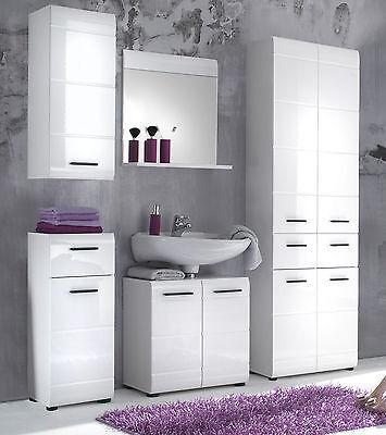 Badezimmer Hochschrank Wei Hochglanz: Badezimmer hochschrank.