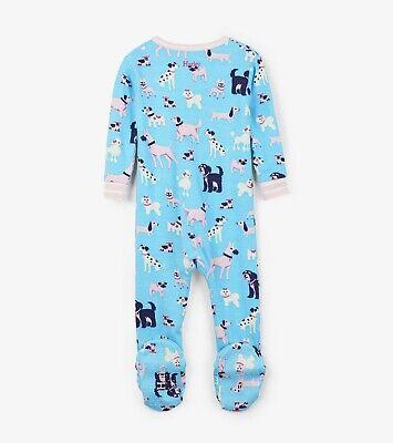 Hatley Baby Boys Footed Sleepsuit